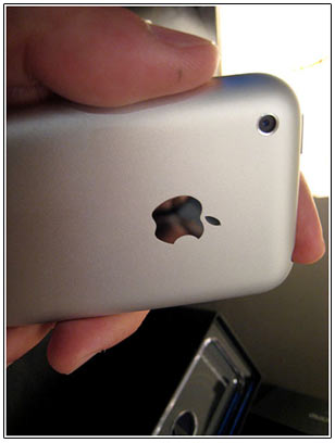 iPhone 4G: fotocamera flash?