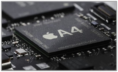 Nuovo iPhone 4G con chip A4?