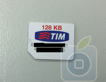 Micro Sim Tim per iPhone 4