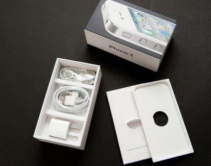 Ancora iPhone 4 bianco: immagini scatola e device