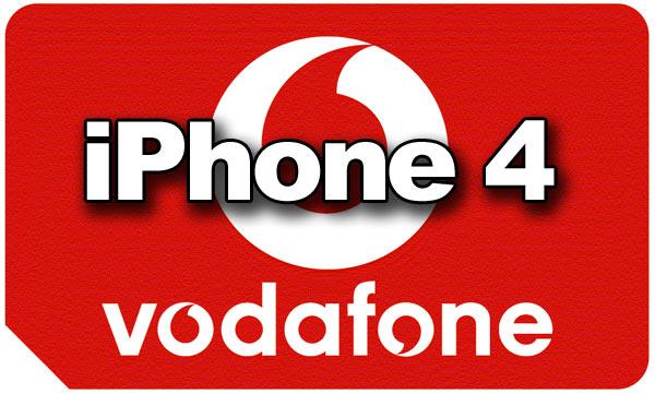 Vodafone update: preordinazioni iPhone 4 il 15 luglio e lancio il 23?
