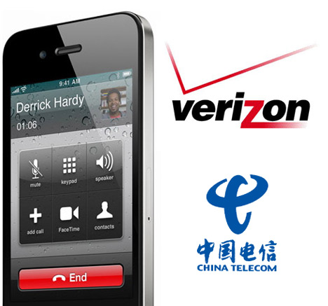 iPhone 4 CDMA modificato per Verizon e China Telecom entro il 2011?