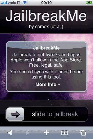 iPhone: Jailbreaking non è mai stato così semplice!
