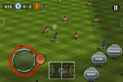 Video trailer di FIFA 11 per iPhone 4 by Electronic Arts