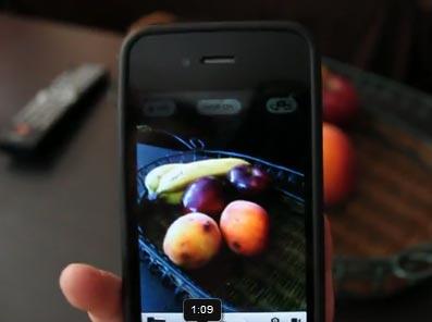 iPhone ed iOS 4.1: video dimostrativo di HDR in azione