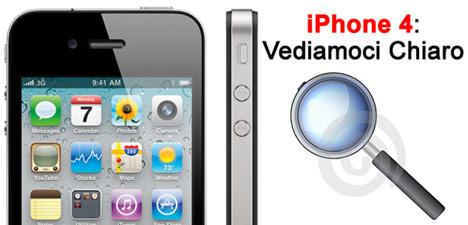 iPhone 4: settimana di produzione, difetti ricezione o non. Vediamoci chiaro