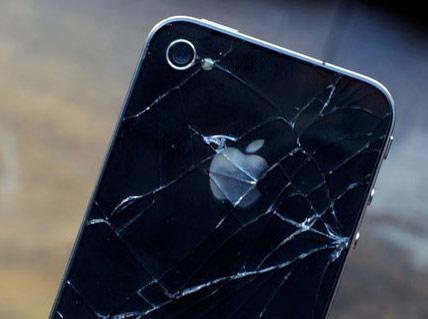 IPhone 4: possibile problema al vetro posteriore di alcuni esemplari?