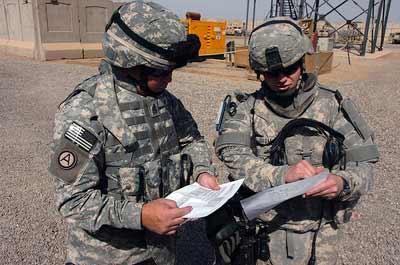 US Army dotazione iPhone