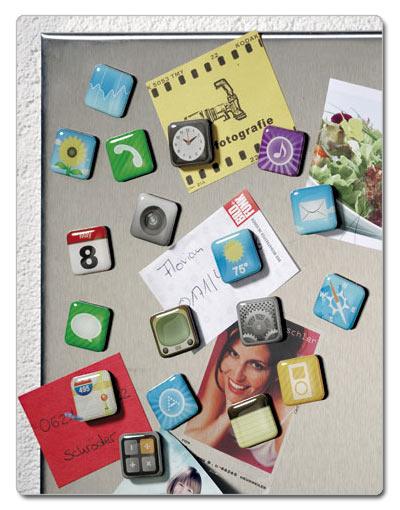 iPhone e frigorifero: binomio vincente