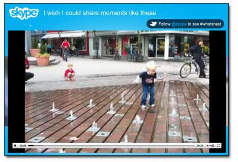 Videochiamate skype con iphone