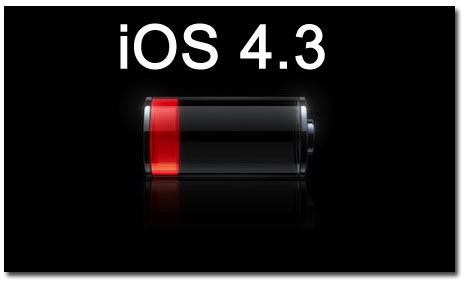 Dopo l'upgrade a iOS 4.3 hai riscontrato difetti sul tuo iPhone? Nel caso quali? [Sondaggio]