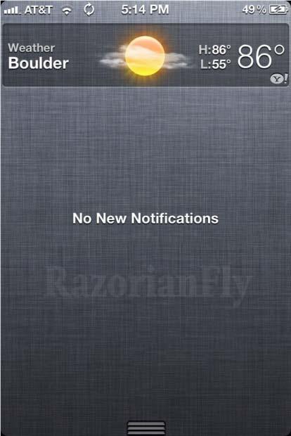 beta 2 di iOS 5 tante novità