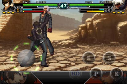 The King of Fighters su iOS