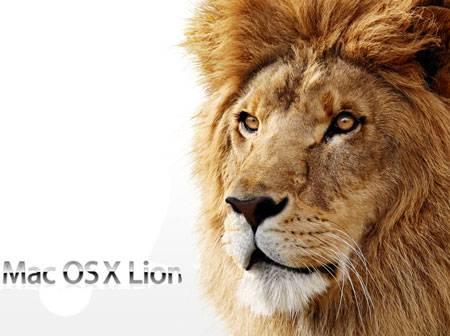 os x lion software d'installazione