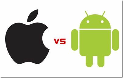 Apple contro Android