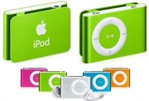 iPod Shuffle e iPod classic addio!