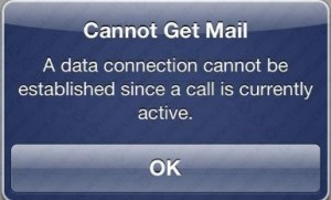 iPhone 4s : problemi con le e-mail