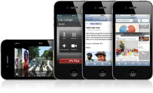 iPhone 4 e iPhone 4s , breve confronto