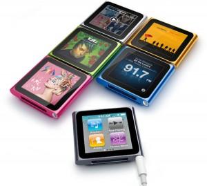 Brevettato iPod Nano 6G e multitouch per tutti gli iDevice