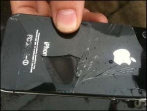 iPhone 4 brucia dopo la carica