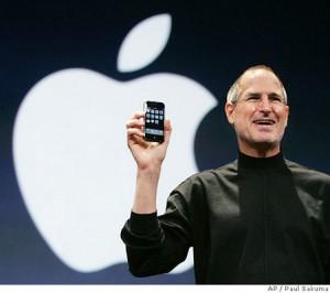 Apple capitalizzazione record, Steve Jobs strada a suo nome