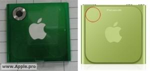 iPod nano monterà una fotocamera?