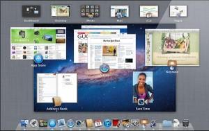 OS X Lion : Mission Control e app a tutto schermo