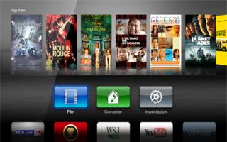 Apple TV HD : Il meglio è Apple
