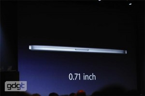 Nuovi Macbook Air e Macbook pro