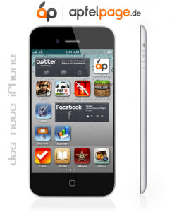 Nuovo Iphone 5