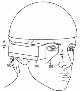 Project Glass Google, Apple copia il progetto?