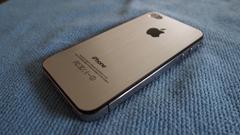 iPhone 5 in metallo