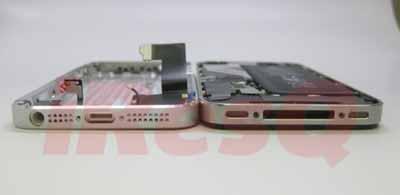 assemblaggio iphone 5