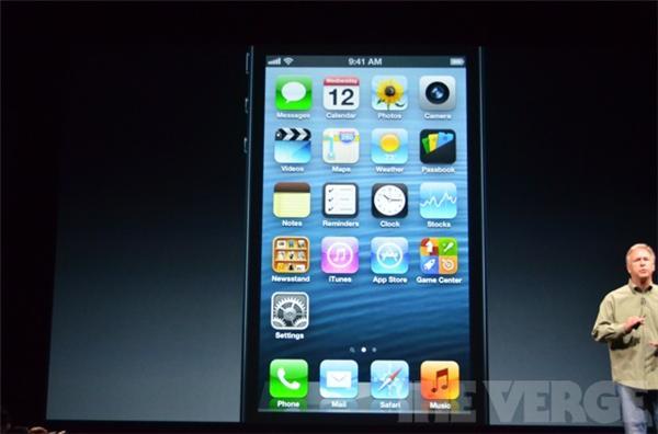 schermo iPhone 5