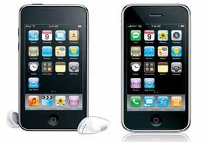 iPod touch evoluzione negli anni