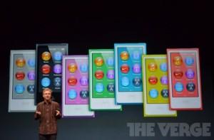 Nuovo iPod nano, ritorno alle origini per Apple