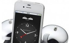 Sveglia esterna per iPhone
