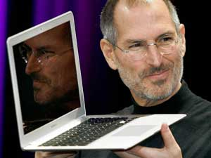 iPhone, iPad e Steve Jobs