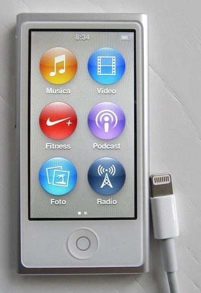 iPod nano touch: prime recensioni