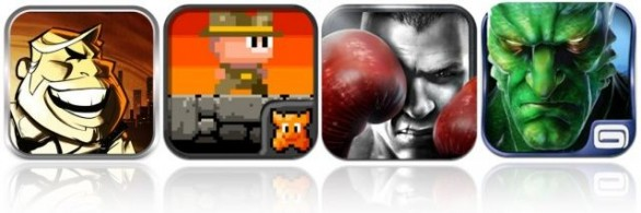 Giochi iPhone e iPad per Natale
