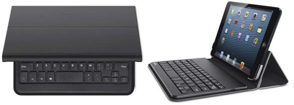 In commercio cover con tastiera per iPad Mini