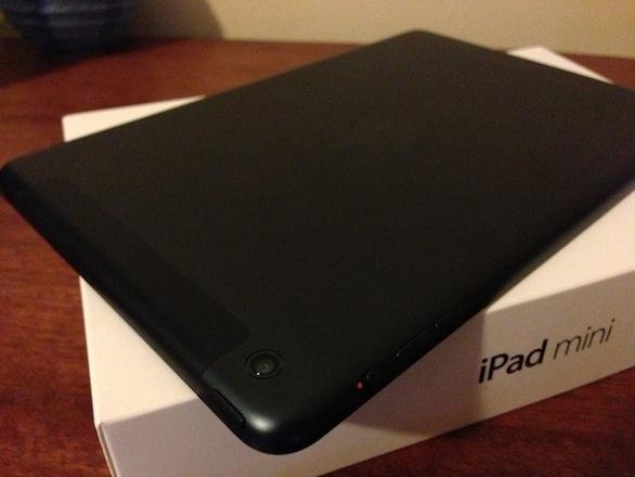 Primi iPad mini LTE consegnati