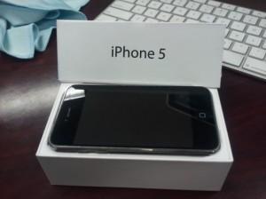 Cina iPhone 5