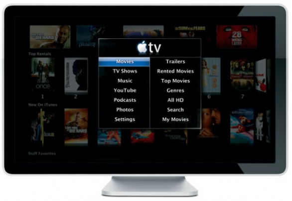 Apple tv da 46 o 55 pollici?