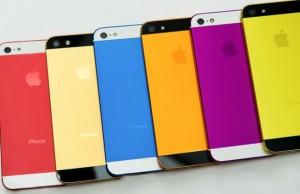 iPhone 5 S in produzione da marzo