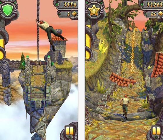 Temple Run 2 per iPhone, raggiunti 20 milioni di download
