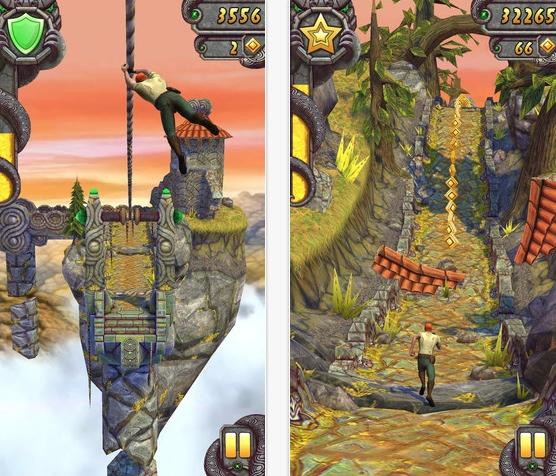 Temple Run 2 per iPhone, raggiunti 20 milioni di download