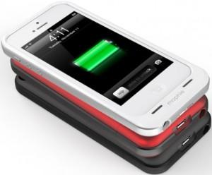 Autonomia per iPhone con Mophie Juice Pack