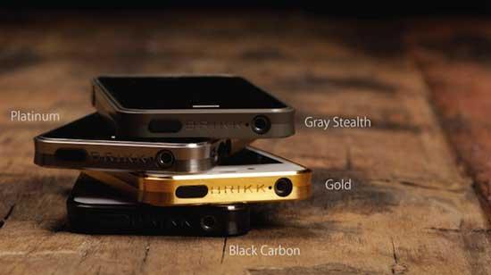 iPhone 5: cover da 15 mila dollari