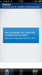 Dalla Segno&Forma l'app per prevenire malattie cardiovascolari con iPhone